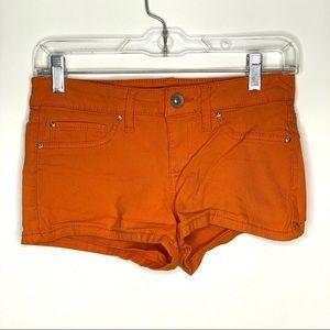 Girls' YMI Stretch Denim Shorts
